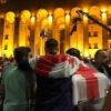 Тбилисида Россияга қарши намойишлар: Парламентнинг қамал қилиниши ва тўқнашувлар (фото, видео)
