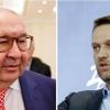 Алишер Усмонов Алексей Навальнийни судга берди