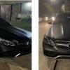 Kulrang Mercedes-Benz'ni qoraga bo'yab, pullash rejasi fosh etildi