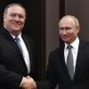 """Путин: """"Россия АҚШ билан муносабатларни тиклашни хоҳлайди"""""""