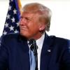 Tramp prezidentlik poygasida yetakchilik qilayotgani bilan maqtandi