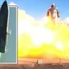 Ilon Maskning sayyoralararo «Starship» kosmik kemasi sinov chog'i portlab ketdi (video)