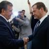 Шавкат Мирзиёев 5 апрель куни Дмитрий Медведев билан музокаралар олиб боради
