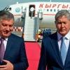 Atambaev Mirziyoyevni prezident bo'lishiga umid bildirmoqda