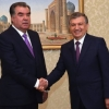 Тожикистон президенти Ўзбекистонга давлат ташрифи билан келмоқда