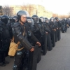 Бишкекда митинг: юзга яқин намойишчи қўлга олинди (видео)