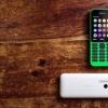 Microsoft интернетга уланиши мумкин бўлган янги Nokia телефонини 29 доллардан сотувга чиқаради