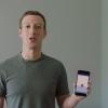 Facebook асосчиси Цукерберг уйда ёрдам берувчи ихтиросини намойиш қилди