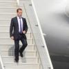 Дмитрий Медведев кутилганидан бир кун аввал Қирғизистонга борди
