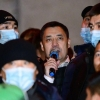 Japarov Qirg'iziston prezidenti vakolatlari o'ziga o'tganini ma'lum qildi