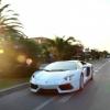 Lamborghini mashinasi o'g'irlangan kuniyoq yonib ketdi