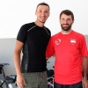 Македониялик икки дўст велосипедда Маккага йўл олди