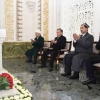 Шавкат Мирзиёев Самарқандда Ислом Каримов таваллудига бағишланган тадбирда қатнашди (фото)
