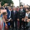 """Shavkat Mirziyoyev blogerlarga: """"Bilingki, prezident sizlarni doim qo'llab-quvvatlaydi"""""""