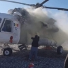 Афғонистонда Молдова авиакомпанияси вертолёти уриб туширилди