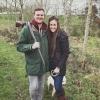 Уэльсда 22 ёшли қизни трактор босиб қолди