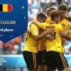 Бельгия – ЖЧ-2018 мусобақаси бронза медали соҳиби