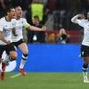 «Рома» – «Ливерпуль»: Учрашувдаги голлар ва хавфли вазиятлар (видео)