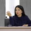 Саида Мирзиёева: «Туман газеталари бир ойда икки марта ё чиқади, ё чиқмайди»