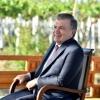 Шавкат Мирзиёев фарғоналик деҳқонлар билан суҳбатлашди (фото)