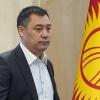 Japarov Qirg'iziston prezidenti vakolatlaridan voz kechdi