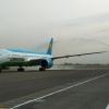 """""""Ўзбекистон ҳаво йўллари"""" бешинчи Boeing 787-8 Dreamliner самолётини қабул қилди"""