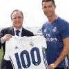 Роналду «Реал»га ўз миннатдорлигини билдирди