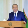 "Ислом Каримов: ""Менинг битта ниятим шуки..."" (видео)"