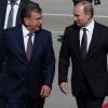 Шавкат Мирзиёев 4 апрель тонгида Москвага учиб кетади