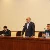Zoyir Mirzayev Qashqadaryo viloyati klublarining rahbarlari bilan uchrashdi