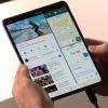 """""""Samsung""""dan yangi formatdagi egiluvchan smartfon (video)"""