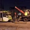 Тошкентда 13 йўналишдаги трамвай издан чиқиб кетди