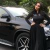 MIB Munisa Rizayevaning «BMW X7»sini xatlamoqchi bo'ldi
