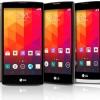 LG компанияси бира тўла тўртта смартфон тақдим этди
