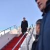 Shavkat Mirziyoyev Moskvaga etib bordi