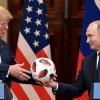 Путин Трампга совға қилган тўпга чип ўрнатилганлиги аниқланди