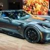 Электр двигателли Chevrolet Corvette 750 минг долларга баҳоланди