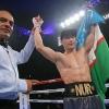 Элнур Абдураимов профессионал боксдаги дебютида ғалаба қозонди