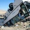 Eronda avtobus jarga qulashi natijasida 19 kishi hayotdan ko'z yumdi