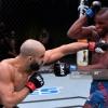 UFC. Mishel Uoterson Anjela Hilldan ustun keldi, Azaytar 1-raunddayoq Hama Vortini nokautga uchratdi