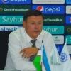 """Mirjalol Qosimov: """"Muxlislarimizdan stadionga koʻproq kelishlarini soʻrayman"""""""