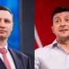 Украина президенти Зеленский Виталий Кличконинг истеъфосини талаб қилмоқда