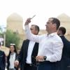 """Медведев: """"Бугундан бошлаб Хива ҳақидаги таассуротларимни Россия ва хорижий давлатларда кенг тарғиб этаман"""""""