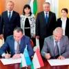Биринчи ўзбек-тожик бизнес-форумида 35 млн долларлик шартномалар имзоланди