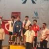 Оғир атлетикачи Адҳамжон Эргашев ЖЧда 3 та олтин медални қўлга киритди