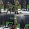 Toshkentda 47-sonli yo'nalishda harakatlanuvchi avtobus yonib ketdi