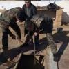 Зарафшонда 15 метр чуқурга тушиб кетган 3 ёшли қизча қутқариб олинди (фото)