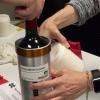 Космосдан Ерга 12 шиша француз виноси «учиб келди»