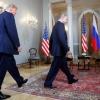 Путин ва Трампнинг яккама-якка суҳбати режадагидан узоқроқ давом этди