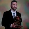 """Messi – 6 karra """"Oltin toʻp"""" sohibi"""